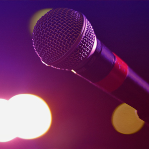 microphone, show