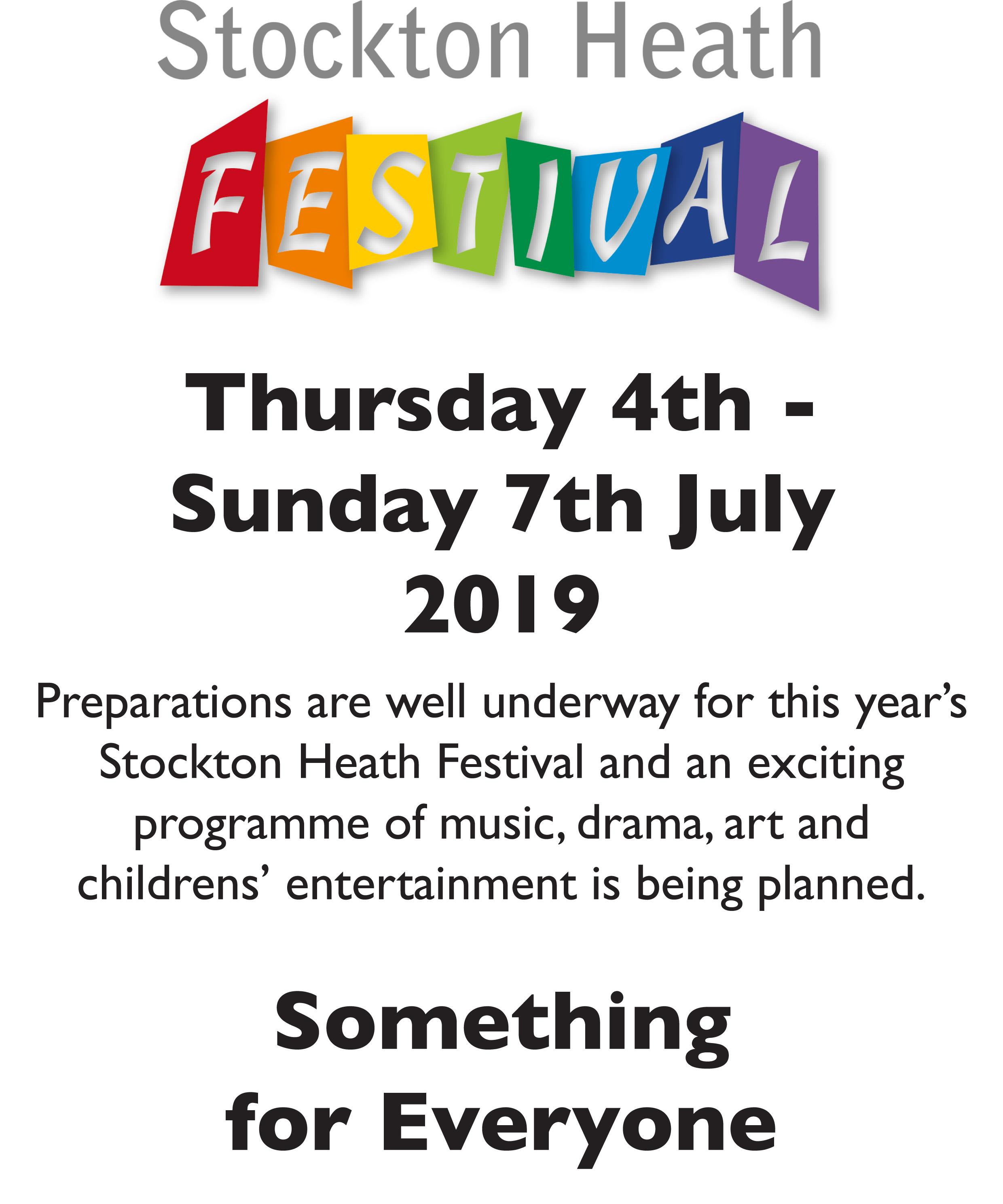 Stockton Heath Festival