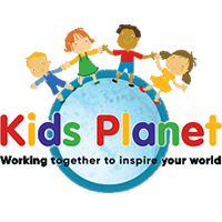 Kids Planet Nursery logo